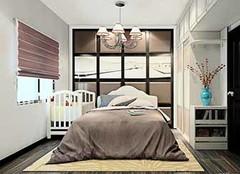 小面积卧室怎样装修成大空间 这几招秘籍赶紧收藏