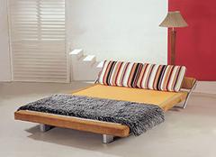 布艺沙发床如何选择会比较好 选购布艺沙发床小技巧