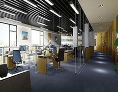 四种现代办公室装修风格的简介 提升工作动力的第一步