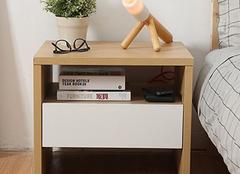 如何为卧室增添理想的床头柜 选购技巧不可忽视