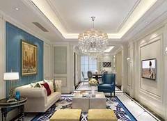 客厅做吊顶都有哪些种类呢 让您的客厅逼格满满