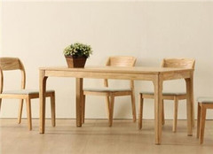 不同餐桌材质优点有哪些 哪种好呢