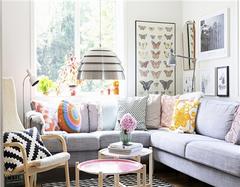 如何根据风水选择客厅家具颜色 大师教你以色谋运