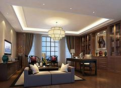 客厅开放式书房设计优点 节省空间只是一点
