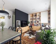 小户型客厅装修注意点解析 几个方法很简单
