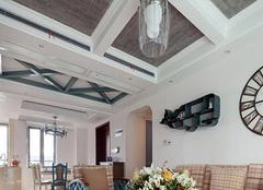 2017最流行的客厅天花吊顶种类