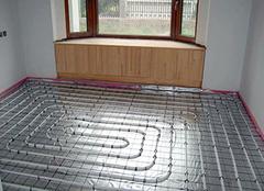 安装家装地暖的施工方案有哪些 施工很重要