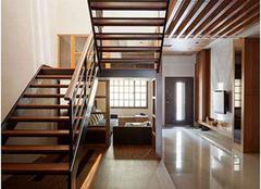  常见实木楼梯的造型有哪些 优雅家居的最佳点缀
