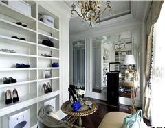 衣帽间装修招数有哪些 给美衣舒适的家