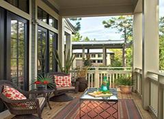 居家阳台装修材料有哪些 好材料造就好生活