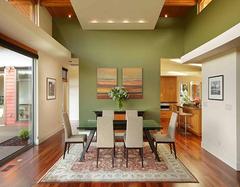 家庭餐厅的设计要点有哪些 用餐也要有好的环境