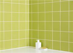 卫生间釉面砖污垢的处理小妙招 保准你想不到