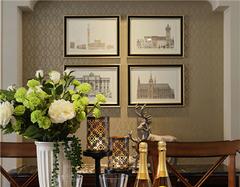 客厅装饰画选择技巧有哪些 点缀之笔作用大
