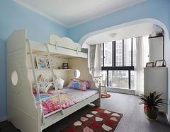 儿童房装修色彩缤纷 不同颜色都有什么作用呢?