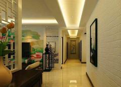 不同风格走廊过道色彩搭配技巧