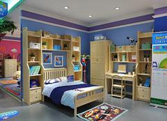 选购儿童家具的重点要求 健康是一切的前提