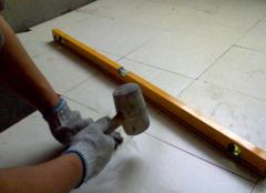 地板砖怎么铺设才合理 六个步骤送给你