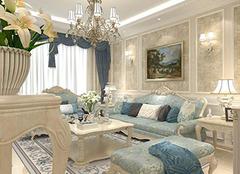 如何将家居打造成欧式风格 客厅装修点缀少不了