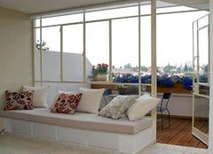客厅阳台装修的注意事项 采光非常重要
