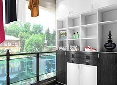 阳台储物柜的材质分类 收纳好才能更整洁