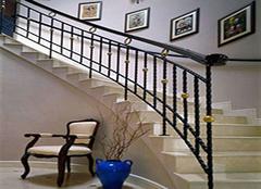 保养铁艺楼梯扶手的小诀窍有哪些 维护从保养开始