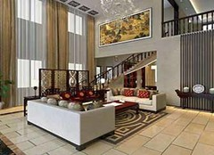 挑高客厅怎么装修 有什么装修技巧