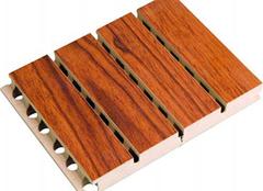 槽木吸音板的四大优点人人都喜欢