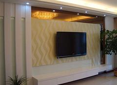 电视背景墙如何装修 实用设计最重要