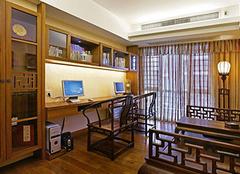 家居如何布置中式书房 为你带来宁静致远好享受