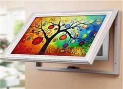 电表箱装饰画尺寸怎么选好 要考虑哪些呢