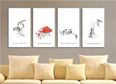 客厅装饰画怎么选择好 有哪些参考标准呢