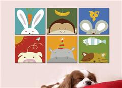儿童照片装饰画怎么样 用哪种形式好呢