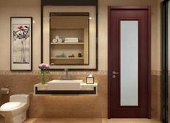 卫生间门的材质分类介绍 打造不同家居风格