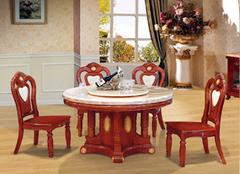 实木餐桌保养的三个小妙招 保养没烦恼