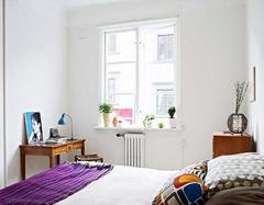 卧室装修易出现哪些差错 学会应对是关键