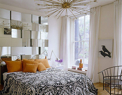 卧室床头背景墙装修 床头背景墙风水禁忌介绍