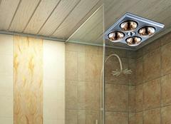 壁挂式浴霸安装技巧 答案这里有