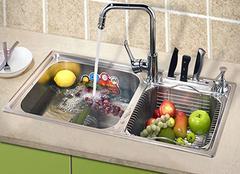 安装水槽注意事项 选购很重要