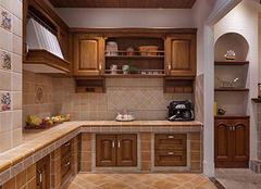 装修选择厨房瓷砖颜色 换一种颜色换一种心情