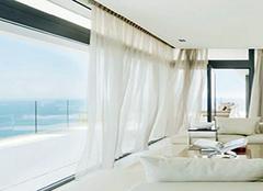 卧室窗帘怎样选购效果好 装修师来解析
