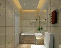 卫生间装修有哪些费用 一定要知道