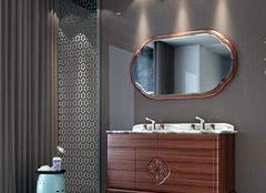 卫浴间木制家具选购技巧 让它使用更长久