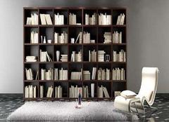 家用书架的造型主要有哪些 书架也要凹造型
