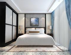 新中式卧室装修妙计有哪些 在睡梦中感受文化洗礼