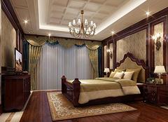 美式卧室装修有哪些技巧 装饰元素一定要把握
