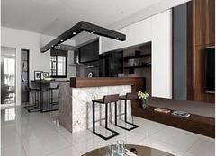 家用吧台设计风格有哪些 在家也能小酌几杯