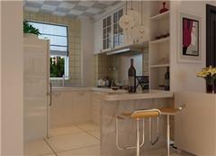  厨房吧台常见的作用有哪些 实不实用呢