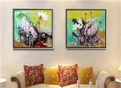 手绘装饰画的价格是多少 贵不贵呢