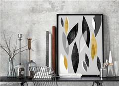 客厅装饰画尺寸怎么选 要注意哪些呢