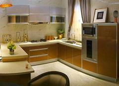 整体厨房设计注意要点 远离杂乱空间
